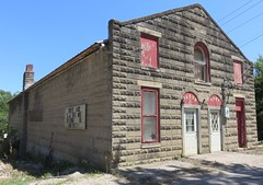 Mefford Brothers Building (Frankford, Missouri) (courthouselover) Tags: missouri mo pikecounty frankford northamerica unitedstates us