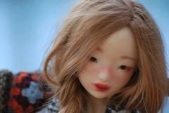 My Christina (stashraider) Tags: dust dolls bomi resin ball jointed doll