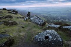 Curbar Edge in the Peak District (boogie1670) Tags: fujifilm xt3 fuji 1024mm lens peak district derbyshire curbar edge moorland millstones