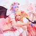 Remilia & Flandre Scarlet (pink)