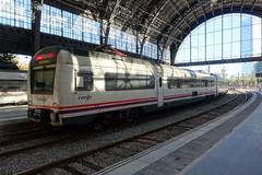 448-007 (Escursso) Tags: renfe regional 448 s448 caf mitsubishi adif barcelona estació frança station tren train railway sony