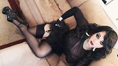 Nylon Nites (therealdavinawayne74) Tags: boi boytogirl blacktights blackpantyhose beautiful crossdress crossdressed crossdressing crossdresser capeziotights dragmakeup corset corselette corsetted dragqueen drag davinawayne feminized femme fetish heels highheels hosiery lace m2f makeup maletofemale nylons nylon nylonfetish platformheels pantyhose pumps stilettoheels stockings suspenders transvestite tgirl tights ts trans tranny
