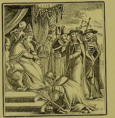 This image is taken from Page 10 of The dance of death in painting and in print (Medical Heritage Library, Inc.) Tags: dance death rcplondon ukmhl medicalheritagelibrary europeanlibraries date1887 idb22652747