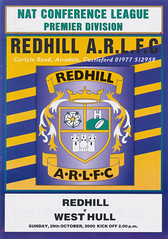 Aire Force (Feversham Media) Tags: redhillarlfc airedale westhullarlfc castleford rugbyleague amateurrugbyleague nationalconferenceleague nationalconferenceamateurrugbyleague