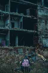 Creepin' (IAmTheSoundman) Tags: jakebarshick sony a99 abandoned urbanexploring urbex building decay bricks ohio
