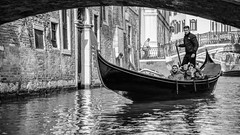 Journey (Anna Kwa) Tags: gondola gondolier canal venice italy annakwa nikon d750 2401200mmf40 my journey always seeing heart soul throughmylens life destiny fate travel world
