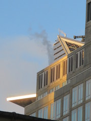 2018 December Christmas Hudson Yards Tower Balcony 8418 (Brechtbug) Tags: 2018 december christmas morning light few moments later virtual clock tower from hells kitchen clinton near times square broadway nyc 12252018 new york city midtown manhattan winter holiday weather building breezy cloud hell s nemo southern view tuesday
