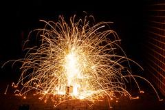 New Years Fireworks (betadecay2000) Tags: feuerwerk feuer fire firework fireworks pyro pyrotechnik darfeld rosendahl germany deutschland vuurwerk niemcy duitsland