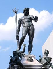 Neptune (edenpictures) Tags: bologna italy italia fountain bronze fountainofneptune fontanadinettuno trident