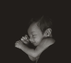 DREAMING (G Mortuja) Tags: kids newborn black white beauty lapsi lapset finland nikon canon