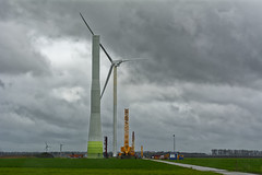The Building Of Windmills