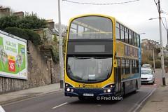 Dublin Bus VG9 (08D70009). (Fred Dean Jnr) Tags: summerhillnorthcork dublinbus vg9 08d70009 cork january2019 volvo dublinbusyellowbluelivery busathacliath b9tl wright wrightbus eclipse gemini pboro lowemissionbustrial