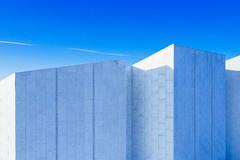 Finlandia (miemo) Tags: alvaraalto dji europe finland mavic2 mavic2pro abstract aerial architecture drone finlandiahouse helsinki marble minimalism sky stone winter uusimaa fi