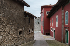 Llanes  200317-5669 (Eduardo Estéllez) Tags: old llanes town spain asturias architecture typical background white outdoor home building traditional house ancient urban europe street european historic exterior facade spanish square color red colorful travel view city tourism landmark window destination village residence picturesque asturian beauty style colors heritage culture estellez eduardoestellez