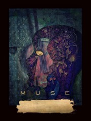 The Muse (jimlaskowicz) Tags: jimlaskowicz golden artistic impressionistic painterly textures muse surreal mystery art