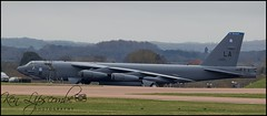 60-0025 B52H Stratofortress c/n 464390 USAF (RAF Fairford-EGVA) 15/03/2019 (Ken Lipscombe <> Photography) Tags: 600025 b52h stratofortress cn 464390 usaf raf fairfordegva 15032019 england uk military bomber