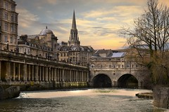 Pulteney Bridge Bath (Glenn Birks) Tags: