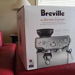Breville Barista Express Espresso Machine (BES870XL) [20180724_182214] thumbnail
