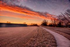 At Dawn (kendoman26) Tags: hdr nikhdrefexpro2 dawn sky clouds nikon nikond7100 tokinaatx1228prodx tokina tokina1228 morrisillinois