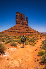 Wildcat Trail (NettyA) Tags: 2017 arizona monumentvalley navajotribalpark sonya7r themittens usa utah wildcattrail travel