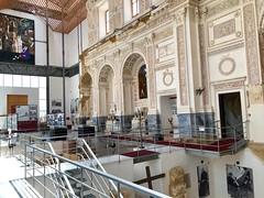 Museo della Memoria (ex Chiesa Madre) - Santa Margherita di Belìce (costagar51) Tags: santamargheritadibelice agrigento sicilia sicily italia italy arte storia architettura anticando