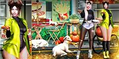 Look693 (♚Samy&Miguel♚) Tags: nanika nuno touchic catwa avatar secondlife gacha evento photo lanche sexy amor animais
