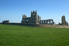 Whitby Abbey (Tony Worrall) Tags: yorkshire yorks scene scenery whitby northyorkshire resort whitbyphotos photographsofwhitby yorkshirephotos east eastern north update place location uk england visit area attraction open stream tour country item greatbritain britain english british gb capture buy stock sell sale outside outdoors caught photo shoot shot picture captured ilobsterit instragram whitbyabbey ruins iconic hold relic past history stones