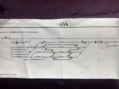 GWR Long Rock Depot Plan 2018 (cornish Triang Paul) Tags: gwr fgw first great western long rock longrock penzance cornwall kernow map plan depot yard diesel hst iet set night riviera sleeper dmu 57 43 253 08 150 153 158 800 801 802