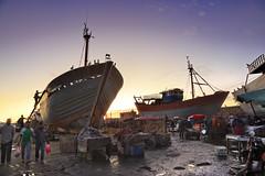 Essaouira fishery port (Kenny Teo (zoompict)) Tags: fisheryport essaouira morocco