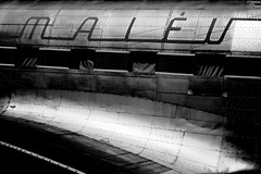 MALEV I (KnutAusKassel) Tags: bw blackandwhite blackwhite nb noirblanc monochrome black white schwarz weiss blanc noire blanco negro schwarzweiss flugzeug plane aeroplane malevhungary ungarn