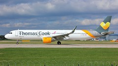 G-TCDD (AnDyMHoLdEn) Tags: thomascook a321 egcc airport manchester manchesterairport 23l