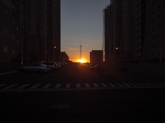 DSC09435 Entardecer Em Nova Odessa SP (familiapratta) Tags: sony dschx100v hx100v iso100 natureza sol céu nature sun sky novaodessa novaodessasp brasil cidadesbrasileiras
