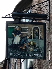 Lincoln, Lincolnshire (cherington) Tags: lincoln lincolnshire england unitedkingdom pictorialsigns pubsigns traditionalpubsigns englishpubsigns socialhistory innsigns widowcullenswell