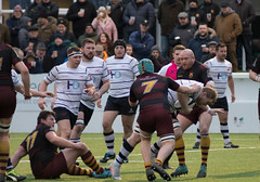 Preston Grasshoppers 22 - 27 Hudderrsfield January 05, 2019 36476.jpg (Mick Craig) Tags: 4g lancashire action hoppers prestongrasshoppers agp preston lightfootgreen union fulwood upthehoppers rugby huddersfield rugger sports uk