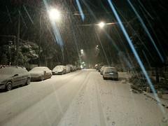 Χιόνι από την Κηφισιά μέχρι τη Γλυφάδα-Πού και πότε θα χιονίσει στην Αθήνα (newsmag) Tags: αθηνα καιρόσ τηλέμαχοσ χιόνια