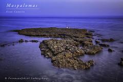 Maspalomas (Fotomanufaktur.lb) Tags: maspalomas island angler ocean grancanaria kanaren canaries meloneras evening abend schölkopf schoelkopf