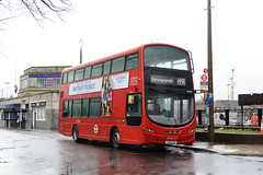 London United RATP Group VH45144 (LJ15LAA) on Route H91 (hassaanhc) Tags: londonunited ratpgroup ratp ratplondon wrightbus volvo b5lh