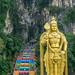 Hindu Temple at Batu Caves in Kuala Lumpur
