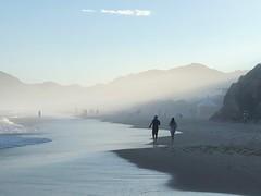 Praia do Rosa (Claudio Marcon) Tags: silhuetas light luz praia