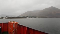 Maid of Glencoul (Donald Morrison) Tags: corranferry ardgour ferry lochlinnhe netherlochaber maidofglencoul isleofmull salen tobermory sea coast autumn scotland highlands