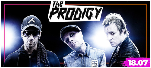 The Prodigy fan photo
