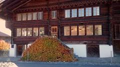 Windows ... Fenster (frpuru) Tags: holzhaus berneroberland reichenbach handyfoto sony