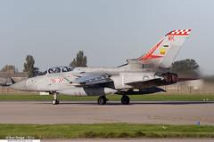 ZG774/WK - Panavia Tornado F3 - No. 56(R) Squadron, RAF (KarlADrage) Tags: zg774 wk panaviatornadof3 tornadof3 56rsqn 56sqn raf firebirds egxc rafconingsby takeoff afterburner reheat