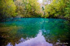 Lac coloré