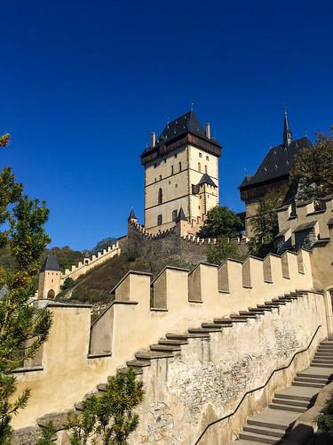 Karlštejn Castle (Exterior IV)