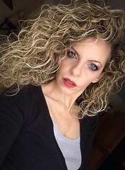 ...Valeria (valeriafoglia) Tags: me myself face portrait photography photo pretty beautiful beauty blonde baby model makeup life fashion amazing