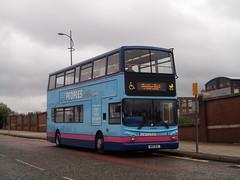 Peoplesbus 0809 N80 BUS (fulton2014) Tags: peoplesbus 0809 n80bus sandhills sandhillsstation