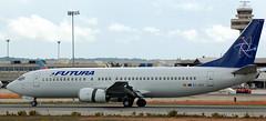 Boeing 737-4Y0 EC-GNZ (707-348C) Tags: palmaairport palma lepa boeing airliner jetliner boeing737 b734 ecgnz futura futuraairlines fua pmi passenger spain 2006
