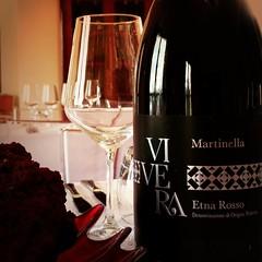 #Martinella black... Friday?  Really I drink Monday, Tuesday, Wednesday, Thursday, Friday, Saturday, Sunday...  #Vivera #Etna and #Sicily #organic #wines #Italy  #Linguaglossa (CT)  ✉️ info@vivera.it 🌏 vivera.it  #nerellomascalese #nere (e.vivera) Tags: winery nerellocappuccio etna dop linguaglossa vinivivera vigneto vivera sicily wines carricante nerellomascalese viverawine italy winerytour viveravini organic sicilia martinella