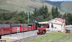 428 (Gary Kirton Photography) Tags: train nzr new zealand steam railway weka canterbury pacific a class